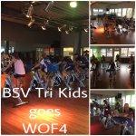 Training der BSV Tri Kids im WOF