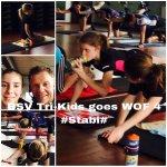 2. Training der BSV Tri Kids im WOF
