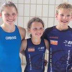 Drei BSV Tri Kids bei der Frühjahrs-Talentiade des NRWTV