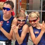 Viele BSV Triathleten beim Triathlon in Hennef