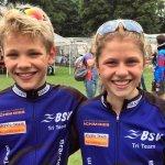 Brander Nachwuchsathleten schaffen Sprung in den Triathlon-Landeskader