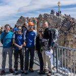 Fünf BSV'ler beim Höhentraining