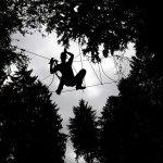 Kletterwaldbesuch