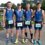 Freiwassermeisterschaften und Xanten-Triathlon
