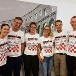 Ziel: Arena in Pula – Brander SV Tri Team beim IM 70.3 in Kroatien