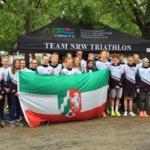 Der erste DTU Triathlon Jugendcup in Forst: Ein lehrreiches Wochenende für Felipa und Enno