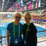 Internationale Deutsche Meisterschaften im Schwimmen in Berlin