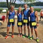 Hückeswagen-Triathlon: Regionalliga (Mitteldistanz) und Einzelstarts (Volksdistanz)