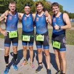 Verbandsliga-Triathlon in Xanten