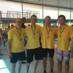 Medaillenregen für die Masters in Gladbeck