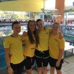 Deutscher Mannschaftswettbewerb Schwimmen der Jugend