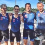 Regionalliga beim Bonn-Triathlon