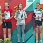 Erster DTU Nachwuchscup in Jena mit Annika, Felipa und Enno