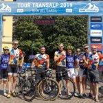TOUR Transalp 2019