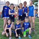 Zwölf BSV Tri Kids beim Gochness Triathlon