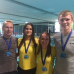 Medaillenjagd der Masters bei NRW-Meisterschaften