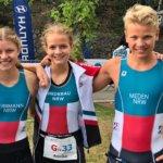 Sehr gute Ergebnisse bei der Sichtung für den Triathlon-Landeskader