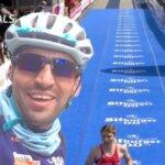 Andreas Graf steht vor seinem Triathlon-Debüt