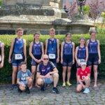 Sieben BSV Tri Kids bei tollem Wettkampf in Siegburg